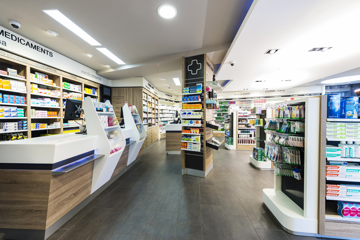 application pharmacie