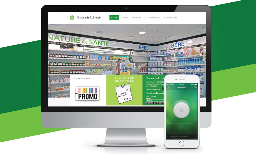 site internet pharmacie
