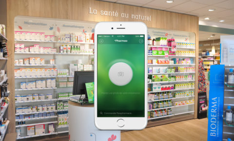 application pharmacie pharmao